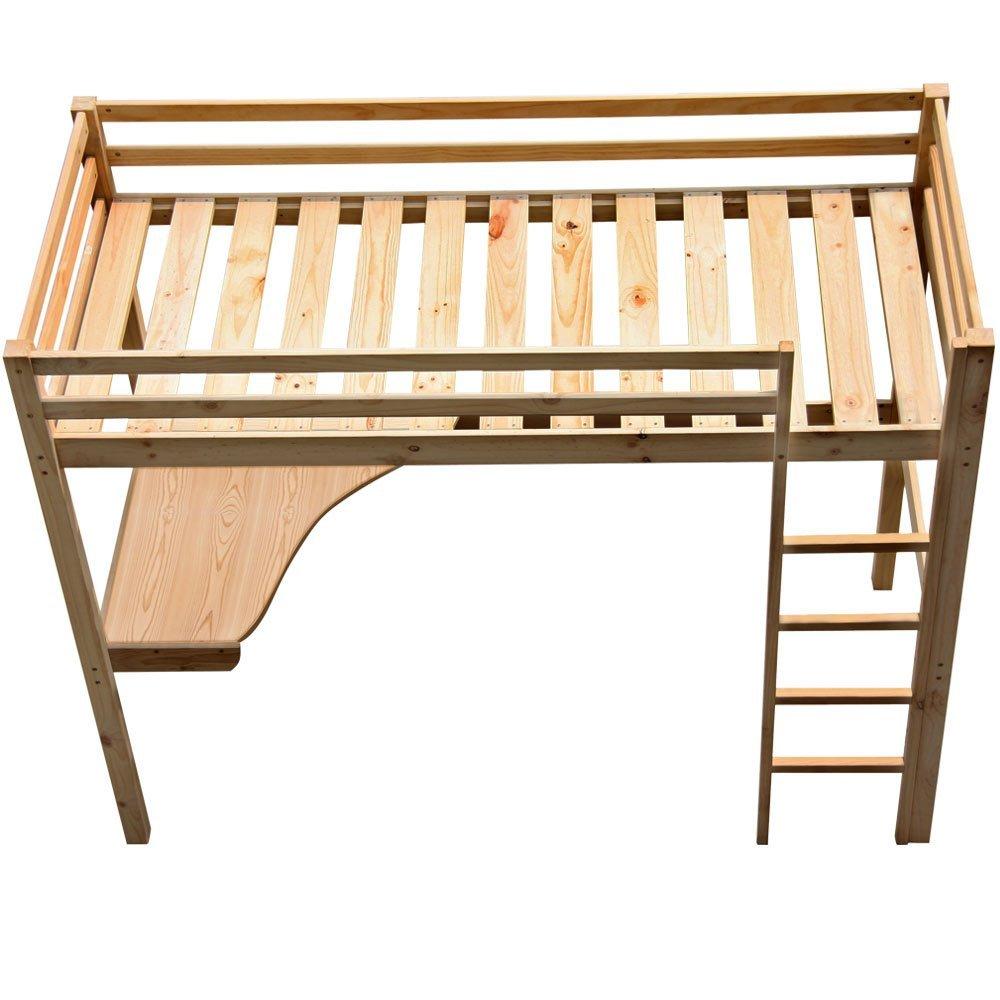 Petit lit mezzanine meilleures images d 39 inspiration pour - Escaleras para camas altas ...