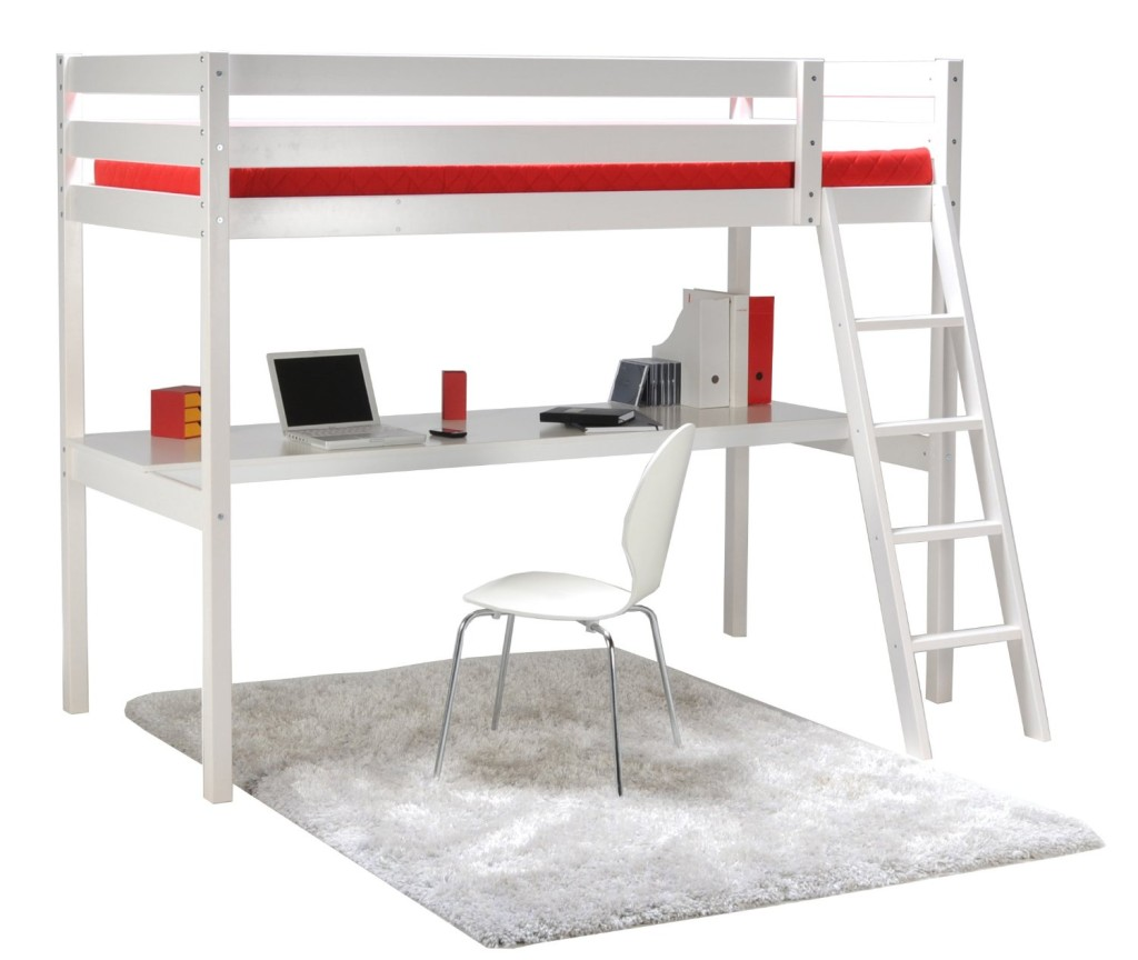 top lit mezzanine enfant petit prix with lit mezzanine bureau pas cher. Black Bedroom Furniture Sets. Home Design Ideas