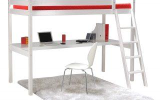 Choisir meilleur lit mezzanine comparatif